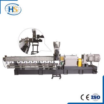 Machine en plastique d'extrusion d'extrudeuse de PE PA Tse-40A