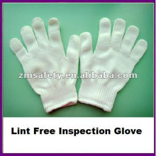 Cleanroom Nylon Knitted Lint Free Inspection Glove