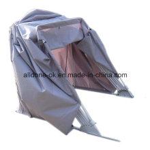 Waterproof OEM Motorcycle Dust Cover, Foldable Outdoor Waterproof Motorcycle Tent Cover