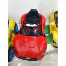 Neuestes elektrisches Kind spielt Auto für Kinder