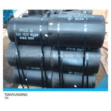 ANSI B16.9 Sch40 A234 Seamless Bw Steel Fittings