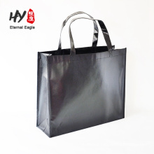 Laminated non woven shopping tote bag