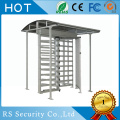 ESD Disesuaikan Supermarket Full Height Turnstile