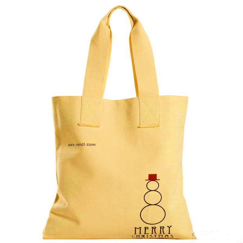 printing logo Canvas bag