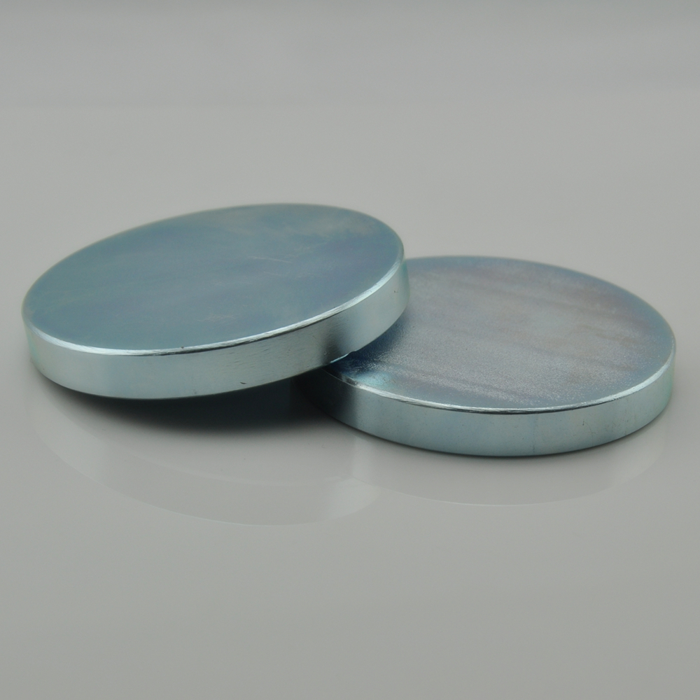 Rare Earth Permanent Magnet Round