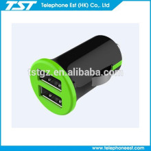 Newest 2USB Car Charger for smart phone/iphone