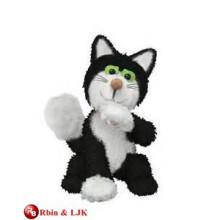 Stuffed Plush jess the cat soft toy
