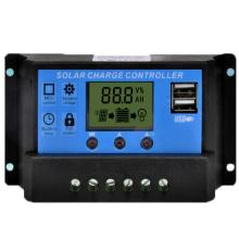 12V 24V 30A PWM Solar Charge Controller