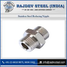 Accesorios de alta presión de acero inoxidable que reducen los pezones para la venta
