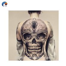 Etiqueta engomada del tatuaje Intim del cuerpo trasero Aplique a la etiqueta engomada del tatuaje de la piel de la manera y de la belleza masculina y femenina