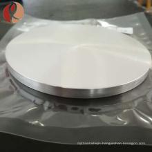 Pure Molybdenum Round target molybdenum sputtering target