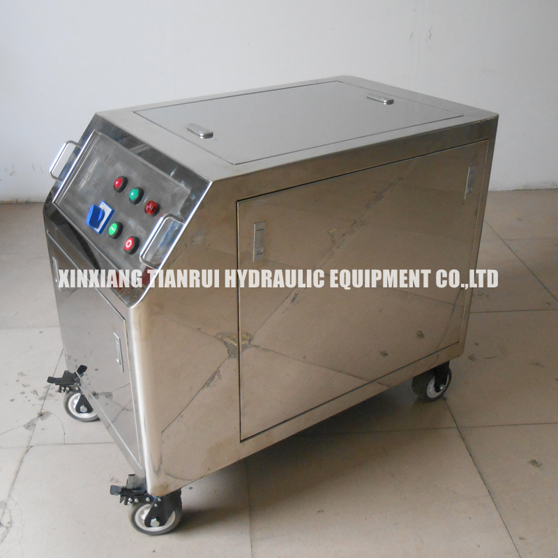 stainless steel oil filter machine(2)