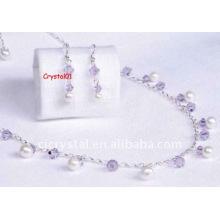 Kristall Schmuck Perlen