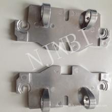 CNC Usinagem de peças personalizadas de alumínio
