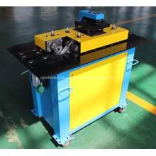 Metal sheet edge S snap pittsburgh lockformer machine
