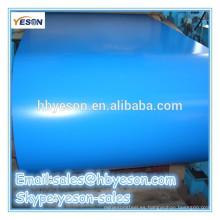 Primer ppgi / ppgl galvanizado bobina de acero / hoja mm de espesor