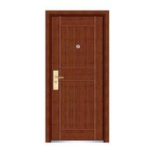 Высокое Качество Стали Деревянные Двери