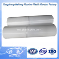 0.1-8mm PTFE Skived Sheets dalam Rolls