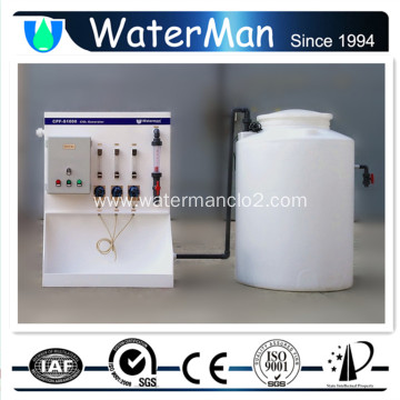 Cost-effective Chlorine Dioxide Generator