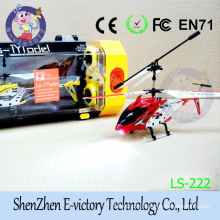 Rc Helicopter With Light Mini 3.5-Channel Infrared Gravity RC Helicopter