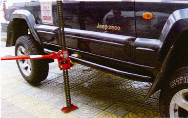 "48"" lifting farm jack"