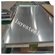 Placa de aço inoxidável N06626 da folha de níquel da liga 625lcf de Inconel