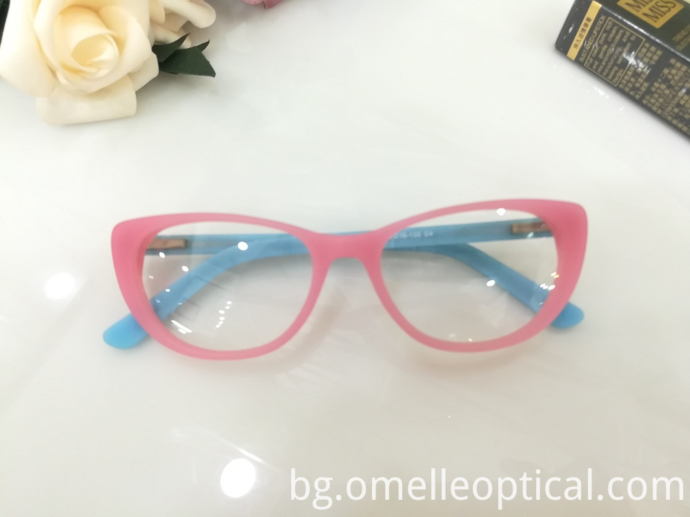 Cute Oval Glasses