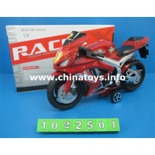 2016 Cheap Plastic Toy Friction Motorcycle (1022501)