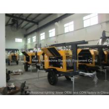 Chine Bonne usine de tour d'éclairage (7-18kVA)