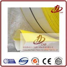 Polyester gewebte Art Airslide Pneumatik Rohr