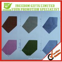 Wholesale 100% soie cravate personnalisée