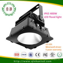 Luz de inundação exterior da lâmpada do ponto do poder superior do projetor do diodo emissor de luz de IP65 400W