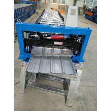 Metal sheet IBR roof roll forming machine