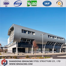 Heavy Steel Commercial Building with Multi Floors