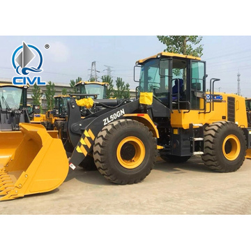 Wheel Loader ZL50GN 5ton 3cbm bucket