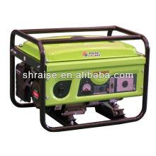 2KW petit groupe électrogène électrique portable essence 168f