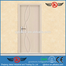 JK-P9059 Fashion Design Interior MDF Coated PVC Cabinet Doors