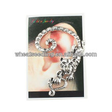 Man Ear Cuff Individual Vintage Ear Clip Earrings Jewelry EC16