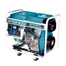 Open-Frame Air-Cooled Diesel Generators