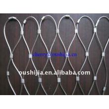 Stainless Steel Zoo Fence Net (usine)