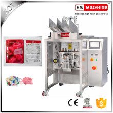 Automatic Gold Collagen Crystal Facial Mask Filling Sealing Machine