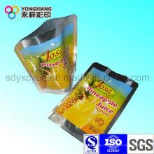 Упаковка для пищевых продуктов из алюминиевой фольги