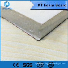 Paper surface metallic foam board For Advertisement
