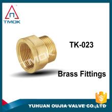 Peças de latão conector de tubo de encaixe de tubulação de cobre encaixe de mangueira de encaixe de mangueira barb de bronze