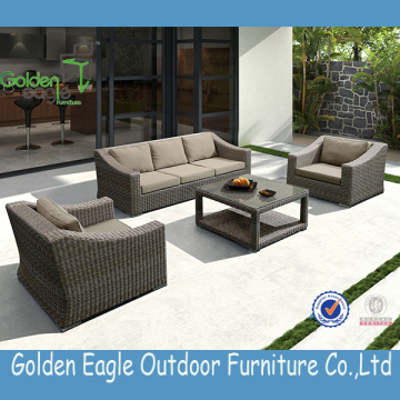 Perabot Balutan Modern Wicker Rotan Patio