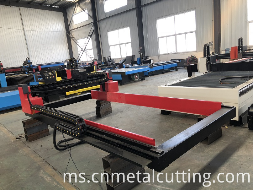 cnc pipe profiling machine
