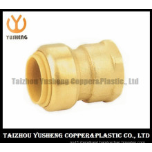 Brass Lead Free Quick-Connect Fittings (YS3003)