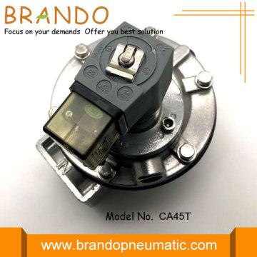 CA45T 2-Zoll-Einlass- und Auslass-Membranventil