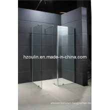 Frameless Shower Room with Hinge (SE-211)