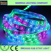 CE&RoHS Approved 12V rgb led strips